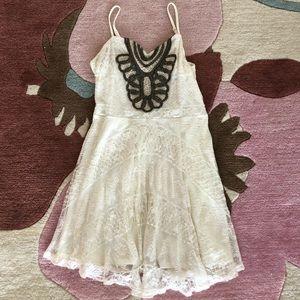 American Rag Cream Dress